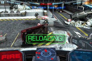 IMG 0909 Razor Salvation : un FPS Tower Defense peu convaincant...(0,79€)