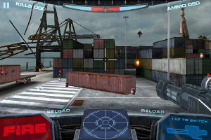 IMG 0911 Razor Salvation : un FPS Tower Defense peu convaincant...(0,79€)