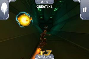 IMG 0917 Test de Axon Runners : Venez rider dans les tunnels...(2,99€)