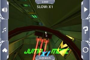 IMG 0922 Test de Axon Runners : Venez rider dans les tunnels...(2,99€)