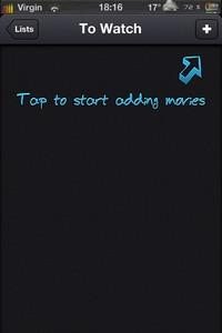 IMG 0923 Test de Todo Movies : Ne manquez plus jamais le moindre film...(0,79€)