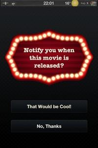 IMG 0928 Test de Todo Movies : Ne manquez plus jamais le moindre film...(0,79€)