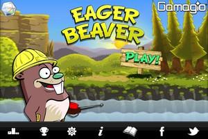 IMG 0949 Eager Beaver : Aidez Edgar à sauver ses amis castors...(0,79€)