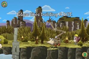 IMG 0950 Eager Beaver : Aidez Edgar à sauver ses amis castors...(0,79€)