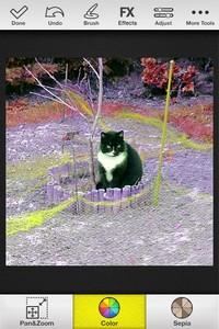 IMG 0992 Test de Color Splash Studio : Sublimez vos photos grâce aux couleurs sélectives...(0,79€)