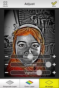 IMG 0998 Test de Color Splash Studio : Sublimez vos photos grâce aux couleurs sélectives...(0,79€)