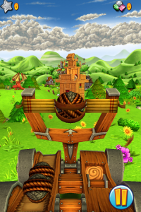 IMG 2153 200x300 Test de Catapult King : quand la 3D sinvite à Angry Bird (0,79€)