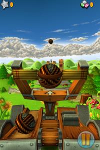 IMG 2157 200x300 Test de Catapult King : quand la 3D sinvite à Angry Bird (0,79€)