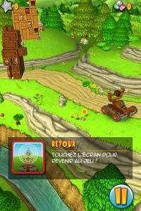 IMG 2164 200x300 Test de Catapult King : quand la 3D sinvite à Angry Bird (0,79€)