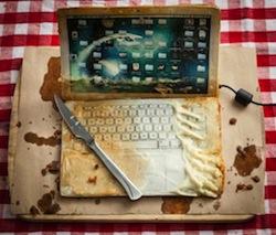 MacBook Fris1 iPhone, iPad et MacBook au gout dhuile de friture !