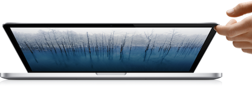 MacBook Retina Un Macbook Pro Rétina à gagner demain en concours sur App4Phone !