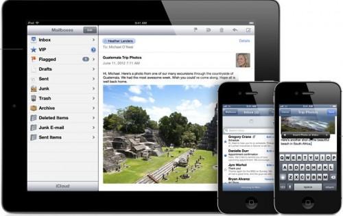 Mail iOS6 500x315 Récap Keynote : Tout savoir sur le nouvel iOS6 !