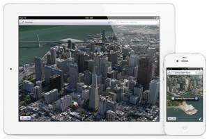 Maps Apple 300x200 Yelp et Apple main dans la main ?