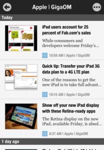 Newsify 208x300 Les App4Tops de la semaine 23 : nos coups de coeur