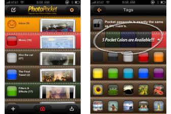 PhotoPocket Les bons plans de lApp Store ce lundi 4 juin 2012