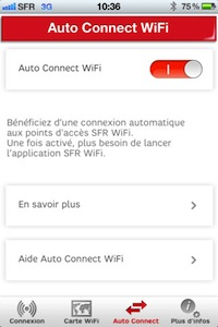 Sfr Wifi Auto Connecte