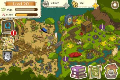 Shrek 4 Shreks FairyTale Kingdom (Gratuit) : Un nouveau jeu à limage de logre vert !