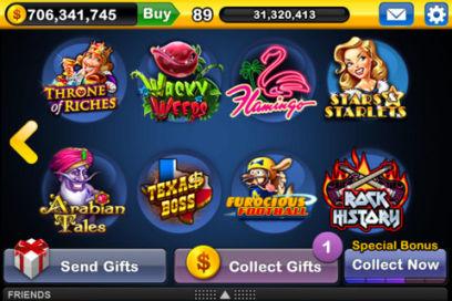 Slotomania 1 Slotomania (Gratuit) : Explosez le Jackpot à la machine à sous sur iPhone !