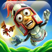 Test CatapultKing Test de Catapult King : quand la 3D sinvite à Angry Bird (0,79€)