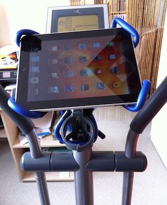 TestCrazyCraddle 010 Concours : Un support Crazy Craddle pour iPad à gagner !