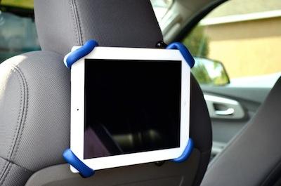 TestCrazyCraddle 016 Concours : Un support Crazy Craddle pour iPad à gagner !