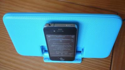 TestStreetParty 008 Test du StreetParty Size 0   Une enceinte très compacte pour iPhone (79,99€)