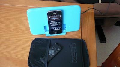 TestStreetParty 009 Test du StreetParty Size 0   Une enceinte très compacte pour iPhone (79,99€)