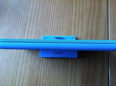 TestStreetParty 021 Test du StreetParty Size 0   Une enceinte très compacte pour iPhone (79,99€)