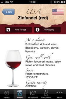 Wine navigator Les bons plans de lApp Store ce mardi 5 juin 2012
