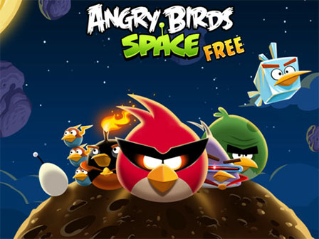 angry birds space free Angry Birds Space disponible en version dévaluation