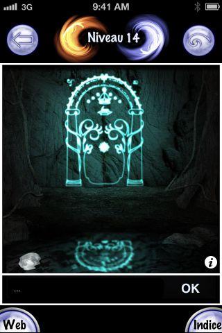enigm on screen 3 Le second opus du jeu EnigmOn est arrivé sur lApp Store !