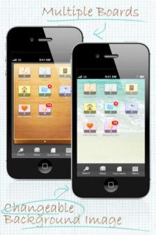 iMemo board Les bons plans de lApp Store ce mardi 5 juin 2012