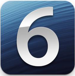 iOS6 Icon Dossier : Notre premier aperçu des nouveautés diOS6