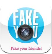 icon fake you Fake You (Gratuit) : Une application innovante et très drôle !