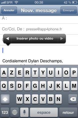 preview ios6 app4 4 Dossier : Notre premier aperçu des nouveautés diOS6
