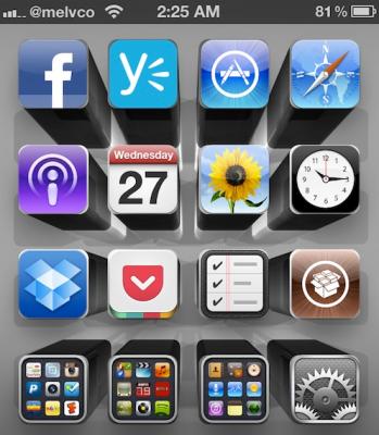 rumeur iOS 3D Les rumeurs de la semaine:  iPhone 5, NFC, Micro USB, Podcast...