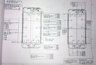 rumeur iPhone 5 2 plan Les rumeurs de la semaine : Édition Spéciale WWDC 2012