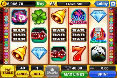 slotomania 3 Slotomania (Gratuit) : Explosez le Jackpot à la machine à sous sur iPhone !