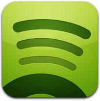 spotify icon Spotify se met à jour avec humour et supporte les WebRadios