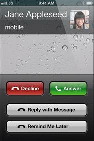 telephone iOS6 Récap Keynote : Tout savoir sur le nouvel iOS6 !