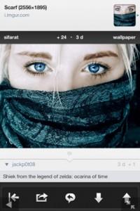 Alien blue reddit client 200x300 Les App4Tops de la semaine 26 : nos coups de coeur