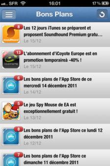 App4Phone Les bons plans de lApp Store ce vendredi 6 juillet 2012