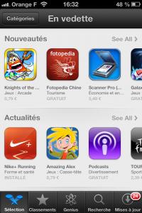 AppStore 2 iOS 6 200x300 Les applications Freemium ont la côte