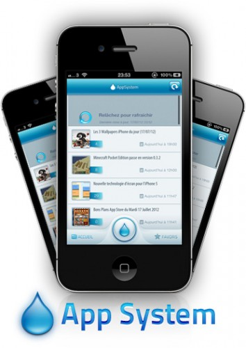 AppSystem Prez 354x500 AppSystem (Gratuit) : Actualité et astuces pour votre iPhone !