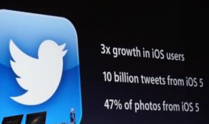 Apple investit dans Twitter keynote 300x178 Twitter (gratuit) passe à la version 5.5