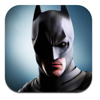 Batman The Dark Knight Logo Batman The Dark Knight Rises (5,49€) : Gotham City est désormais à vous !