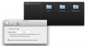 Capture d'écran 2012 07 02 à 20.10.41 300x157 App4Mac: Essentials, accédez à tout type de raccourci rapidement (7,99€)
