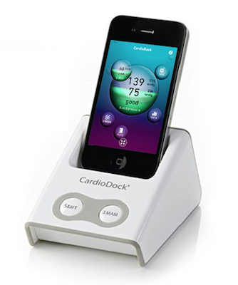 CcrsCardioDock 005 Concours : Un tensiomètre CardioDock à gagner (129€)