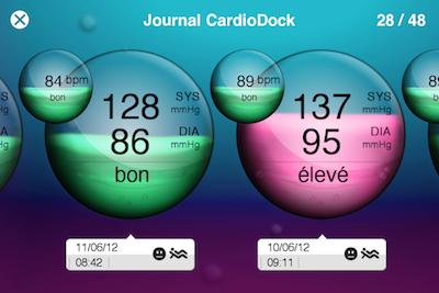 CcrsCardioDock 012 Concours : Un tensiomètre CardioDock à gagner (129€)