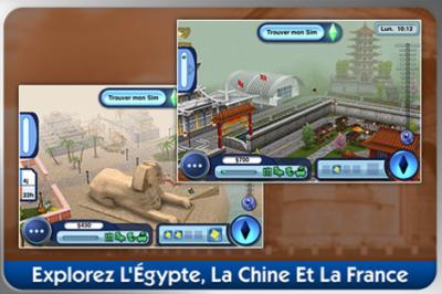 EA Sims 3 destination aventures Jeux EA: Les promotions de Noël débutent aujourdhui!
